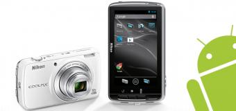 Nikon'dan android işletim sistemli fotoğraf makinesi