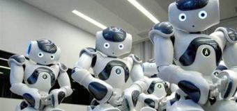 Robotlar İstanbul'da yarışacak