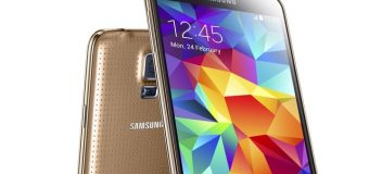 Samsung merakla beklenen yeni telefonu Galaxy S5'i tanıttı