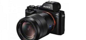 Sony 4K fotoğraf makinesini duyurdu