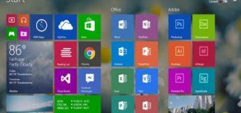 Windows 9'u sakın indirmeyin!