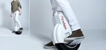 Yolculuğun Yeni Adı: Airwheel