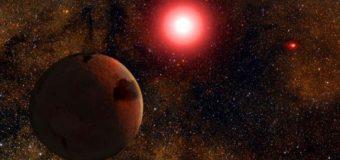 Çift yıldız sisteminde buzul gezegen keşfi
