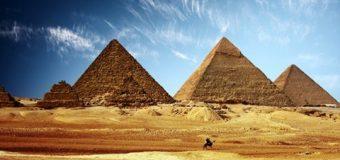 Mısır piramitlerinin sırrı çözüldü!