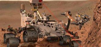 Curiosity Mars'tan veri göndermeye başladı