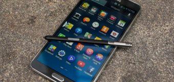 Galaxy Note 4 de sızdırıldı