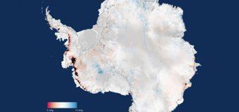Buzulların erimesi yerçekimini de etkiledi