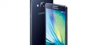 Samsung'un yeni akıllı telefonu Galaxy A5 satışta