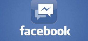 Facebook messenger kaldırılıyor