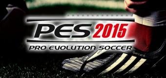PES Pro Evolution Soccer 2015 satışa sunuldu