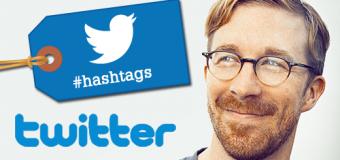 Twitter'da 'hashtag'in yaratıcısı: Kazara buldum