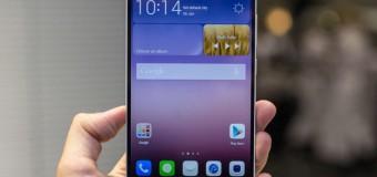 Huawei Ascend P8'den haber var
