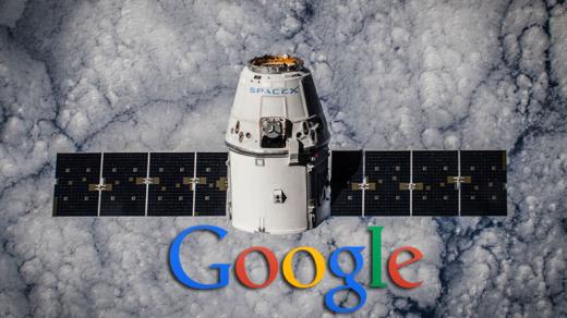 google-uydu-internet-space-x-uzay