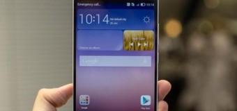 Huawei'in yeni gözdesi: Ascend Mate 7