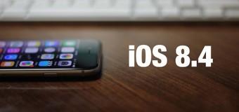 Apple iOS 8.4 beta sürümünü çıkardı