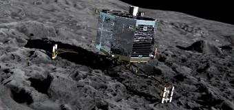 Kuyruklu yıldız kaşifi Philae'ye veda zamanı geldi