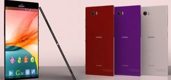 Xperia Z3+ (Plus) satışa başladı