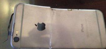 iPhone 6 fena patladı