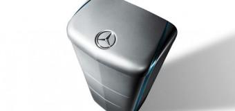 Mercedes Güneş enerjisi işine girdi!