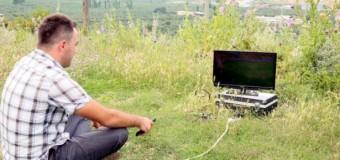'Çanak antensiz ve internetsiz' uydu cihazı ürettiler