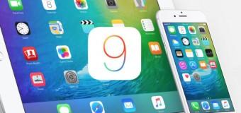 IOS 9 Beta sürümü yayınlandı