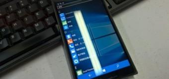 Yeni Lumia'nın görüntüleri sızdı