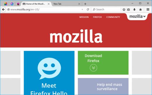 Mozilla'dan Windows 10 isyanı!