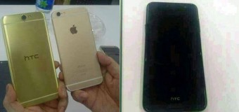 HTC'den iPhone'a benzeyen telefon