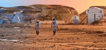 NASA'nın Mars deneyi başladı