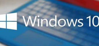 Windows 10 Türkiye'ye geldi