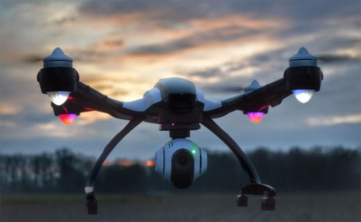 Drone şirketine Intel'den yatırım
