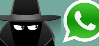 Whatsapp sandığınız kadar güvenli değil!