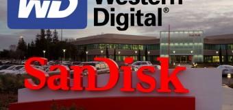 Western Digital rakibi Sandisk'i satın aldı