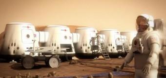 Mars'ta koloni kurulacak