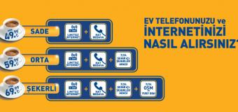 Türk.net'ten çok cazip internet paketleri!