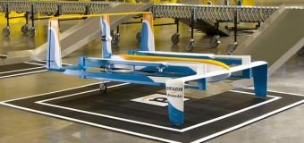 Amazon'dan yeni Drone!