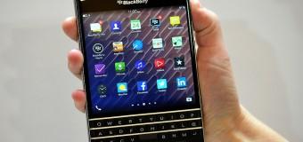 BlackBerry'ye bir darbe de Facebook'tan geldi!