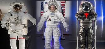 İşte Mars seyahatinde kullanılacak uzay giysileri
