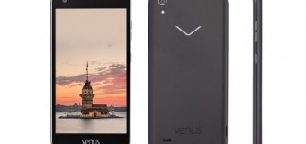 Vestel yeni telefonlarını tanıttı: 'Venus V3'