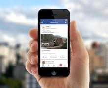 Facebook kendi mobil internet tarayıcısını test ediyor!