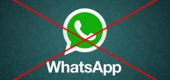 Whatsapp 48 saatliğine yasaklandı