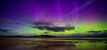 Avustralyalı fotoğrafçılar Güney Işıkları'nı yakaladı