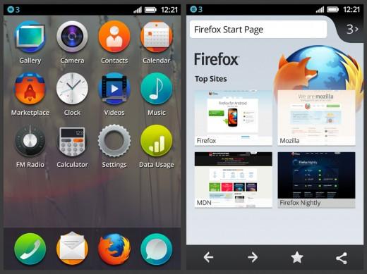 Firefox işletim sistemine ne oldu?