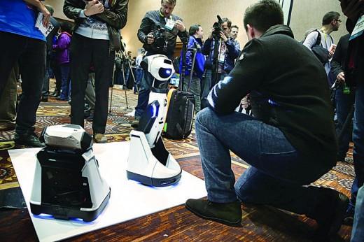 robot-projeksiyon