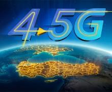 Turkcell 375 Mbps'e varan 4.5G hızı için kurulumlara devam ediyor