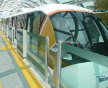 Dünyadaki ilk manyetik raylı tren hizmete girdi!