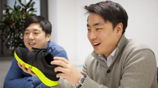 Samsung'dan akıllı ayakkabı müjdesi 'IOFIT'