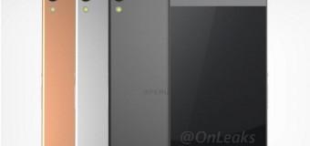 Sony Xperia C6 geliyor!