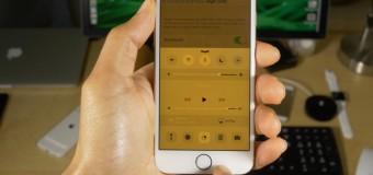 iPhone'larda göz yormayan teknoloji