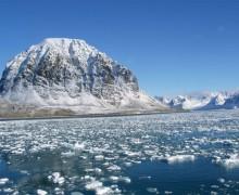 Antarktika'daki buzul erimesiyle deniz seviyesi yükseliyor